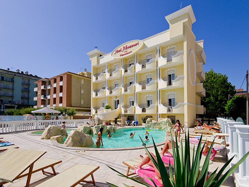 Hotel Bellaria  Stelle